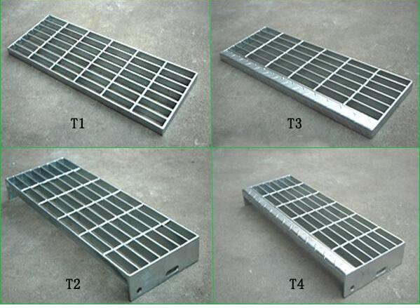 鋼格柵樓梯踏步型號